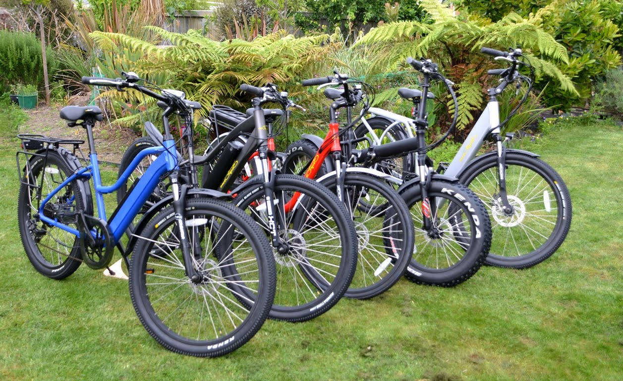 Which electric bike is best? – MeloYelo