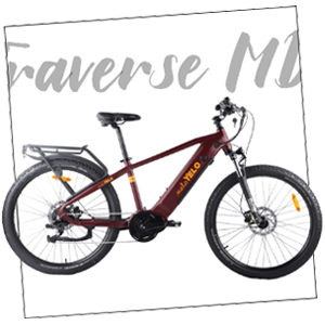 MeloYelo Traverse MD ebike